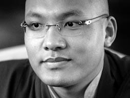 His Holiness the Karmapa