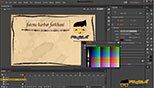 آشنایی با متن های ثابت (Static text) و متن های پویا (Dynamic text) در نرم افزار ادوبی انیمیت سی سی 2018 (Adobe Animate CC 2018)