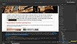 ایجاد لینک ایمیل (email link) در نرم افزار ادوبی دریم ویور سی سی 2018 (Adobe Dreamweaver cc 2018)