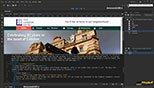 آشنایی با نوار ابزار (Toolbar) در نرم افزار ادوبی دریم ویور سی سی 2018 (Adobe Dreamweaver cc 2018)