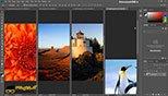 چیدمان تصاویر در نرم افزار ادوبی فتوشاپ سی سی 2018