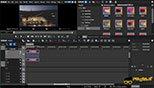 تکنیک روشنایی بیشتر برای تصاویر ویدئویی تاریک Blend/Addition در نرم افزار ادیوس پرو (EDIUS Pro 9)