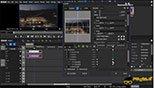 تکنیک زوم هاله ای Layouter Settings/Halo Zoom در نرم افزار ادیوس پرو (EDIUS Pro 9)