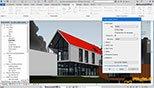 شناخت تنظیمات صفحه نمایش گرافیکی Graphic Display Option در سربرگ سبک نمایش Visual Styles در نرم افزار اتودسک رویت معماری آرکیتکچر 2018 (Autodesk Revit 2018)