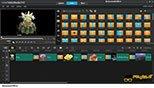 اعمال ترنزیشن ها (Transition) به صورت خودکار و تصادفی (Random) در برنامه کورل ویدیو استودیو (Corel Video Studio X10)