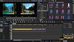 اضافه کردن صدا و موسیقی به کلیپ در ادیوس Add Audio در نرم افزار ادیوس پرو (EDIUS Pro 9)