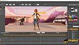 روش های اجرای نرم افزار ساخت کارتون و انیمیشن موهو انیمه استودیو 12 (Smith Micro Moho Pro 12 )