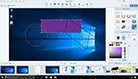 ایجاد و تنظیمات Shape بر روی تصویر در برنامه اسنگیت
