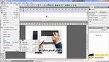 اضافه کردن صدا به نمایش اسلاید در نرم افزار سویش مکس (Swish Max)