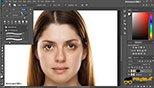تکنیک روتوش ریتاچ Retouching ایجاد بافت طبیعی پوست در نرم افزار ادوبی فتوشاپ سی سی 2018 (Adobe Photoshop CC 2018 v19.1.3)