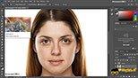 تکنیک ریتاچ Retouching برطرف سازی لک ها و ایرادات پوست در نرم افزار ادوبی فتوشاپ سی سی 2018 (Adobe Photoshop CC 2018 v19.1.3)