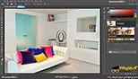 آشنایی با ابزار Spange در نرم افزار فتوشاپ معماری Photoshop