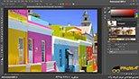 ایجاد متن در نرم افزار فتوشاپ معماری Photoshop