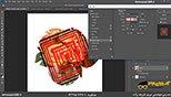 ایجاد روکش برروی تصاویر با گرادینت در نرم افزار فتوشاپ معماری Photoshop