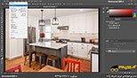 سیاه و سفید کردن تصاویر در نرم افزار فتوشاپ معماری Photoshop
