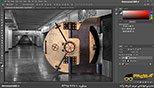 سیاه و سفید کردن قسمتی از تصویر در نرم افزار فتوشاپ معماری Photoshop