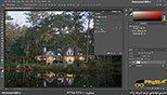 ایجاد فیلتر های رنگی تیزر در نرم افزار فتوشاپ معماری Photoshop