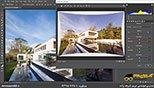 اصلاحات رنگ با Camera Raw در نرم افزار فتوشاپ معماری Photoshop