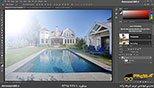 آشنایی با فیلتر های سه بعدی Render در نرم افزار فتوشاپ معماری Photoshop