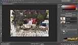 فیلتر Extrude در نرم افزار فتوشاپ معماری Photoshop