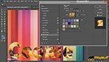 کاربرد افکت Pattern Overlay در Layer Style فتوشاپ عکاسی photoshop