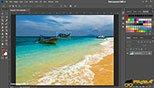 جا به جایی و تکثیر بخش های خاص در تصویر با استفاده از Content Aware Move در فتوشاپ عکاسی photoshop