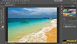 حذف کردن بخش های خاص در تصویر با استفاده از Content Aware Fill در فتوشاپ عکاسی photoshop