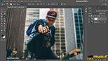 ایجاد جلوه های عکاسی با استفاده از ماسک در فتوشاپ عکاسی photoshop