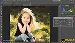 تکنیک ابزار وای برنس Vibrance در اصلاح رنگ و نور تصاویر در فتوشاپ