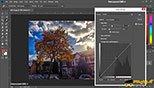 شبیه سازی تصاویر به عکس های HDR با استفاده از HDR Toning در فتوشاپ عکاسی photoshop
