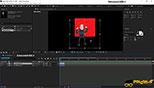 آشنایی با محیط و لایه سه بعدی (3D) در نرم افزار افترافکت Adobe After Effects CC