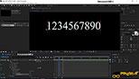 کنترل رنگ و ظاهر متن با Animate و ترکیب کردن چند Animator با هم در نرم افزار افترافکت Adobe After Effects CC