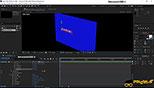 متحرک سازی سه بعدی (3D) متن (Text) در نرم افزار افترافکت Adobe After Effects CC