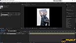 روش های وارد کردن (Import) فایل های فتوشاپ (Photoshop) نرم افزار افترافکت Adobe After Effects CC