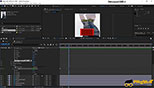 کار با لایه Layers Style در نرم افزار افترافکت Adobe After Effects CC
