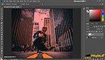 حذف تن رنگی غالب بر تصویر در فتوشاپ عکاسی