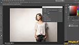 نحوه ذخیره و بازیابی انتخاب هاselections در طراحی مد و فشن و لباس فتوشاپ Photoshop for Fashion Design