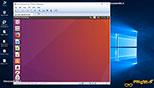 ایجاد سیستم مجازی لینوکسی و پروسه نصب لینوکس در نرم افزار وی ام ویر ورک vmware workstation