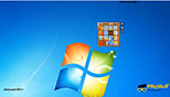 آشنایی با گجت پازل تصاویر (PicturePuzzle) در ویندوز 7 Windows 7