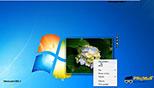 آشنایی با گجت اسلاید شو در ویندوز 7 Windows 7