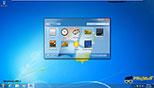 حذف و بازیابی گجت ها در ویندوز 7 Windows 7