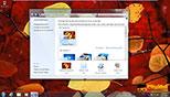 تغییر پس زمینه میزکار در ویندوز 7 Windows 7