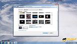 انتخاب چند تصویر به عنوان پس زمینه در ویندوز 7 Windows 7