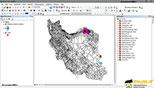 ذخیره یک پروژه جدید در نرم افزار GIS Arc