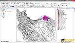 کار با سربرگtable option جدول اطلاعات توصیفی در نرم افزار GIS Arc