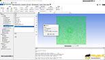 نحوه تعریف نوع ماده سیال و جامد (سربرگ Material) در نرم افزار انسیس فلوئنت ANSYS Fluent