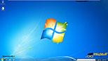 کار با ابزار  Addressدر ابزارهای نوار وظیفه در ویندوز 7 Windows 7