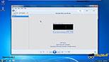 آشنایی با نماهای پخش windows media player در ویندوز 7 Windows 7