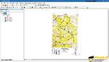 زمین مرجع کردن نقشه کاغذی اسکن شده- قسمت دوم، Georeferencing در نرم افزار GIS Arc