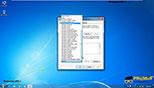 تنظیمات تب sound  دربخش صدای سیستمی در ویندوز 7 Windows 7